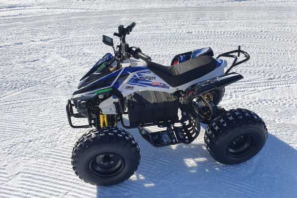 BuggyPark by HB-Adventure Switzerland E-Quad Adventure for Kids and Teenies