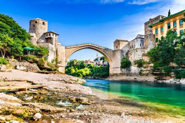 PORTAL TRAVEL AGENCY Mostar and Kravica waterfall group tour