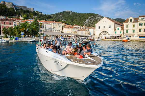 PORTAL TRAVEL AGENCY Blue Cave and Hvar Island group tour