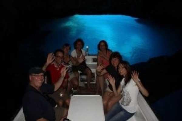 Blue Cave and Hvar Island group tour