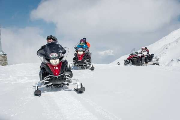 HB Adventure Switzerland AG Snowmobile Tour 5: Splugenpass
