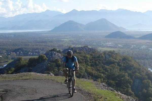 FeelMontenegro Self-guided cycling: Coast and Lake Skadar 3 days