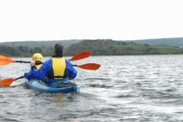 3. Enchanted Lake & River – Inchiquin Lake