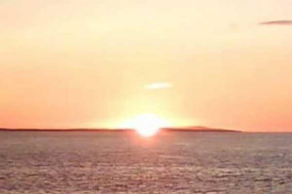 5. Sunset Paddle