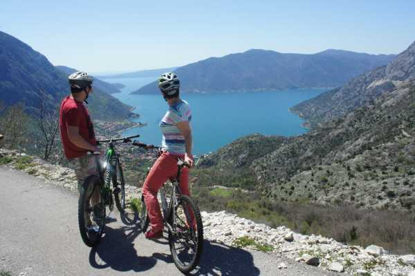 Boka Bay for cycling lovers