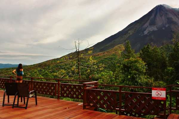Red Lava TSC Arenal Volcano Tour (6hrs)