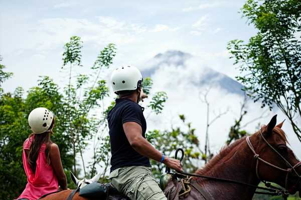 Red Lava TSC Horseback riding