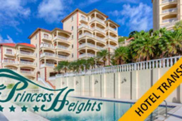 Aqua Mania Adventures *PRINCESS HEIGHTS HOTEL TRANSFER FOR ACTIVITIES