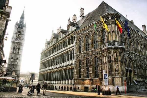 Can You Handle It Tours VZW Gent 101 Free Walking Tour