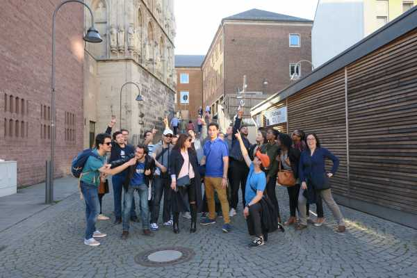 Can You Handle It Tours VZW Free Walking Tour - Cologne Español