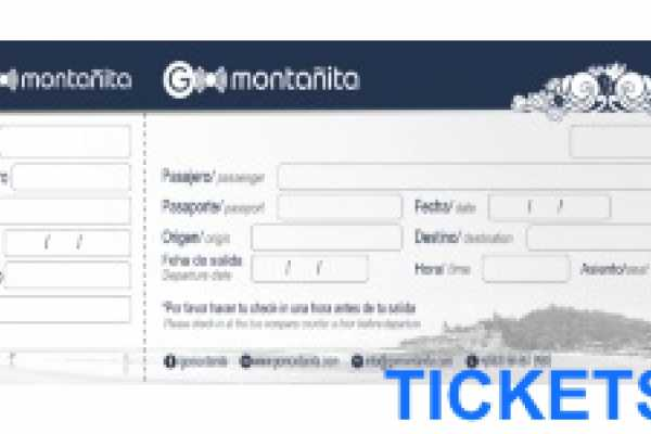 Go Montanita Bus Tickets