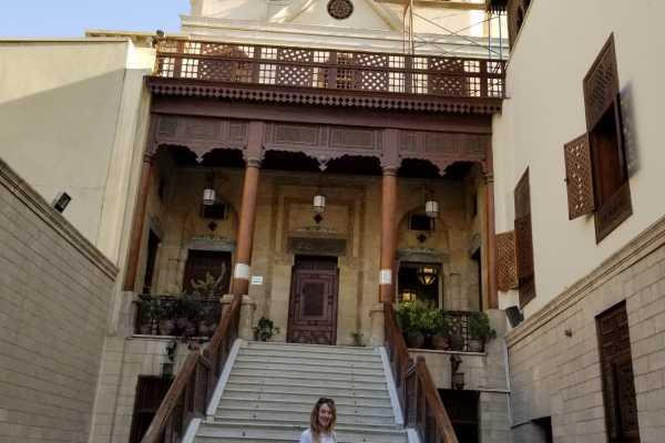 EMO TOURS EGYPT Passeio de um dia PARA O CAIRO ISLÂMICO E CHRISTIAN