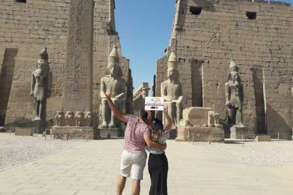 EMO TOURS EGYPT Day tour to Luxor from Cairo by Plane
