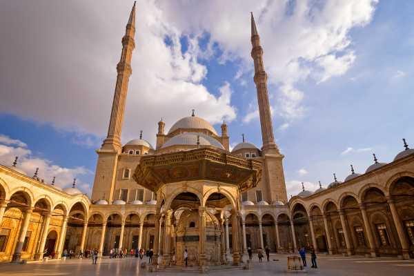 EMO TOURS EGYPT TAG TOUR ZUM ÄGYPTISCHEN MUSEUM CITADEL UND COPTIC CAIRO