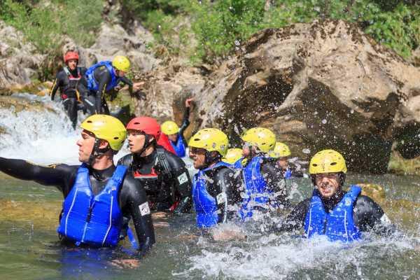 Extreme Canyoning Croatia