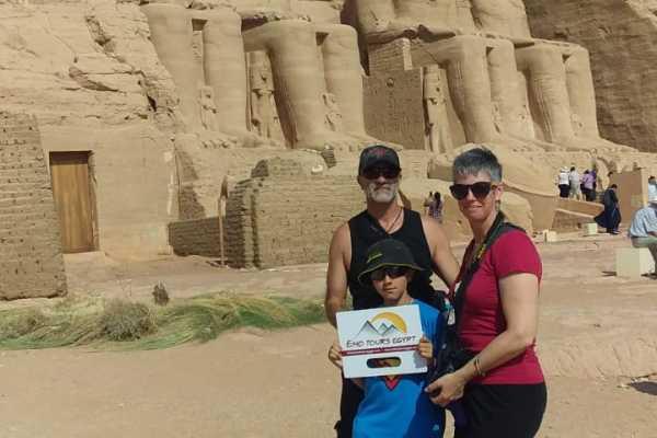 EMO TOURS EGYPT ÜBERNACHTUNG IN ASWAN VON LUXOR BESUCHEN SIE DEN ABU SIMBEL TEMPEL