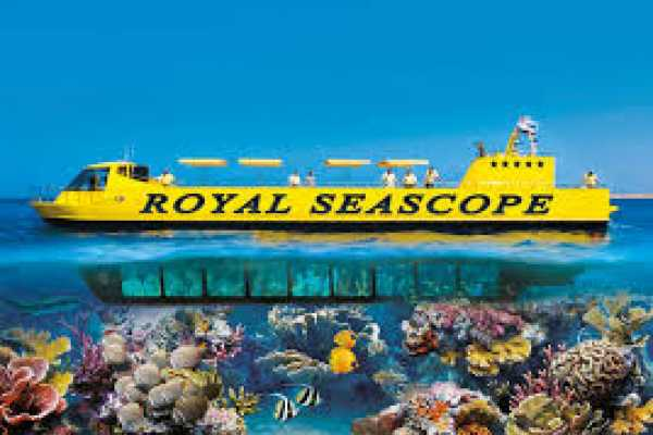 EMO TOURS EGYPT SUBMARIN REISE IN SHARM EL SHEIKH