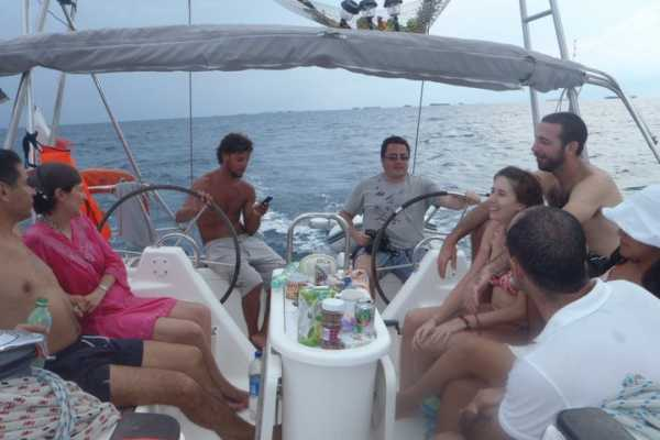 BOAT TO COLOMBIA - Perla Del Caribe sailboat
