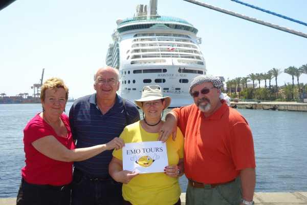 EMO TOURS EGYPT 2 Dias en El Cairo desde el Puerto de Port Said