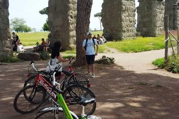 Best of Rome Ltd. Bike Tour