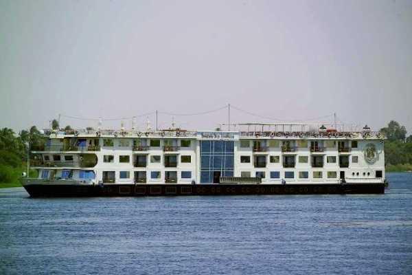 EMO TOURS EGYPT Egipto Crucero Por El Nilo de Gran Lujo en El Sonesta Moon Goddess