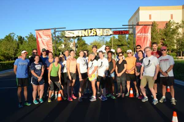 Las Vegas Running Tours (E) Race Management- Organized Fun Runs