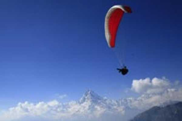Paragliding Cross country