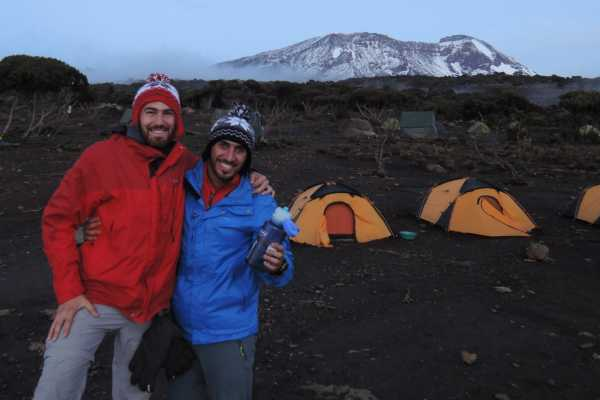 Adventurati Outdoors Tanzania - Mt Kilimanjaro - January 2017