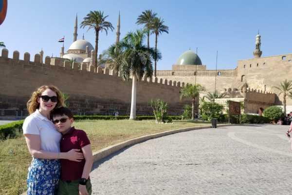 EMO TOURS EGYPT DIA DA VIAGEM PARA GIZA PYRAMIDS CAIRO VELHO CITADEL & BAZAAR