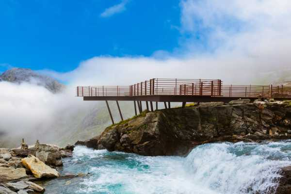 Norway Excursions Andalsnes Trollstigen