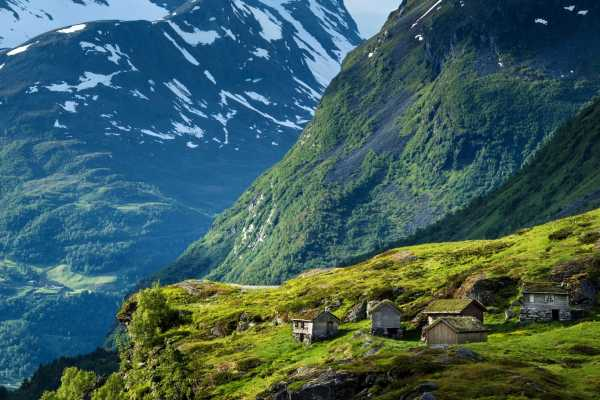 Norway Excursions Geiranger hike naar Westeras