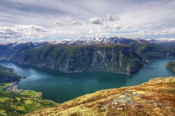 Norway Excursions Olden Trekking a Huaren