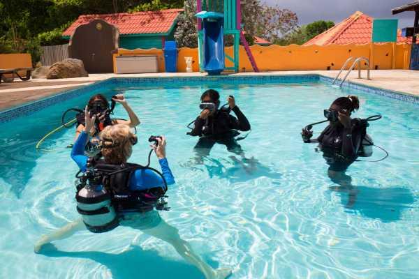 Aquanauts Grenada 3. Scuba Diver Course