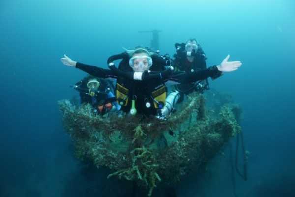 Aquanauts Grenada 8. PADI Drift Diver
