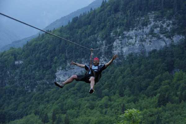 Raftingvilág Kft Zipline