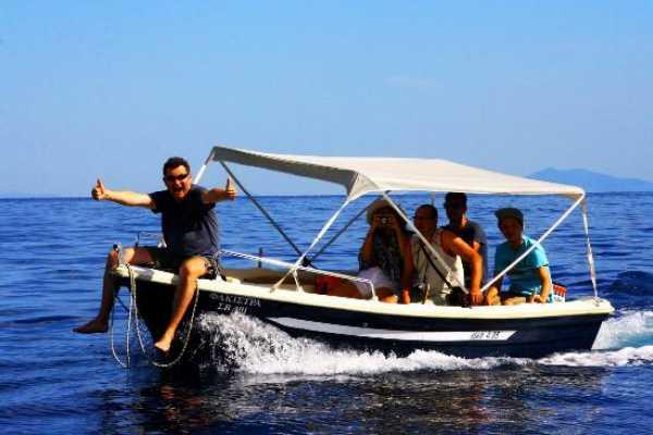 Rent a Boat-Pelion Coast