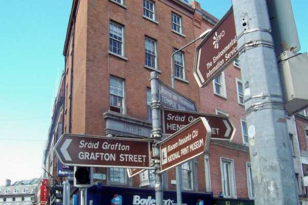 Pat Liddy's Walking Tours of Dublin 2. The Best of Dublin
