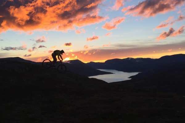 Contrast Adventure Norway Mountain bike tour