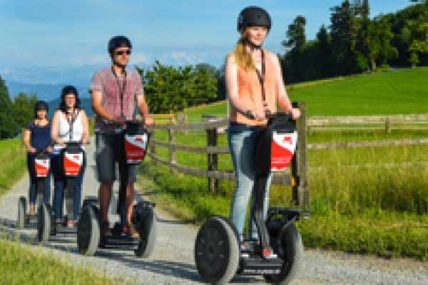 """mobileo Schweiz Classic-Tour Bern """"Gurten"""""""