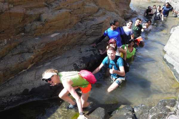 Adventurati Outdoors Canyoning - UAE - Entry Level