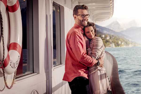 Interlaken Tourismus Honeymoon Combi Ticket