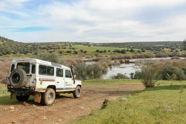 Emotion - life on adventure 4x4 Rio Guadiana - Rota das Azenhas