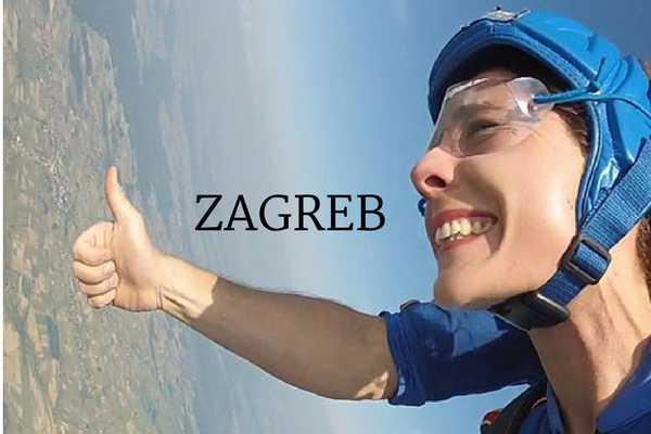 SKYDIVE ADRIA - ZAGREB