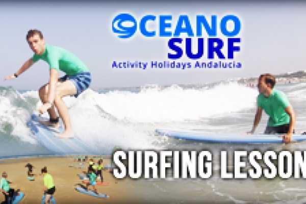 Oceano Surf Camps 1 Tage Surf Kurse Costa de la Luz