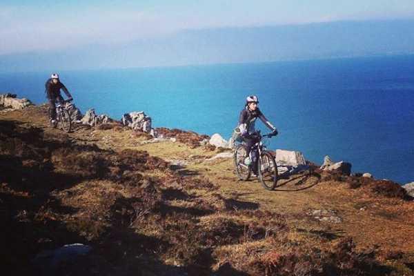 North Clare Sea Kayaking/Burren Way Mountain Bike Tours Galway Bay Explorer Mountain Bike Tour 6 Days/5 Nights