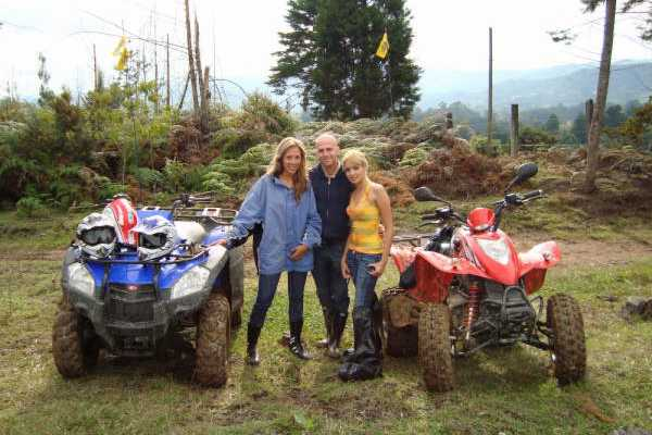 Medellin City Tours ATV Adventure Including Medelln City and Food