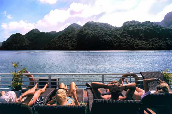 OCEAN TOURS HA LONG BAY ADVENTURE 2D1N