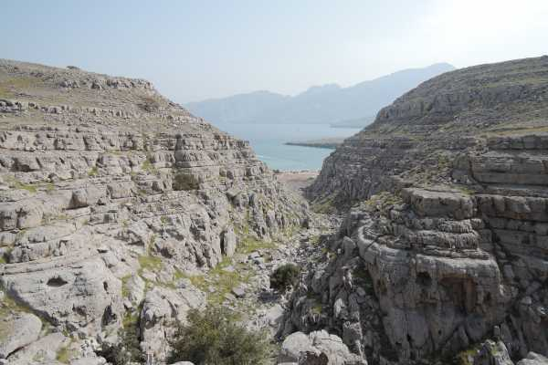 Adventurati Outdoors Backpacking The Cliffs of Musandam - Oman