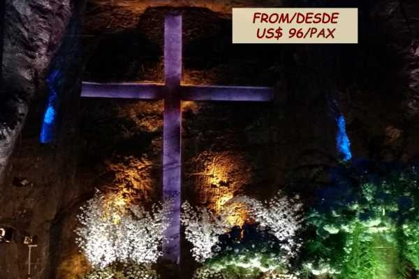 Bogota Henry Tours SALT CATHEDRAL 6 HOURS PRIVATE TOUR