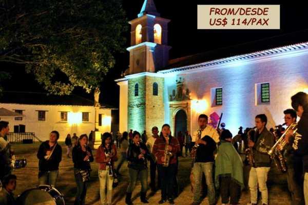 Bogota Henry Tours VILLA DE LEYVA 11 HOURS PRIVATE TOUR